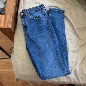 Topshop Jaime skinny jeans